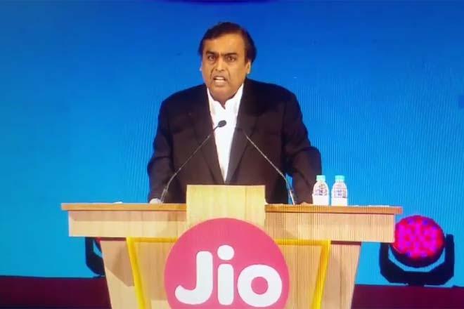 jio phone, reliance jio, Reliance Industries Limited, reliance jio 4g feature phone, Reliance AGM, average revenue per user, jio booking