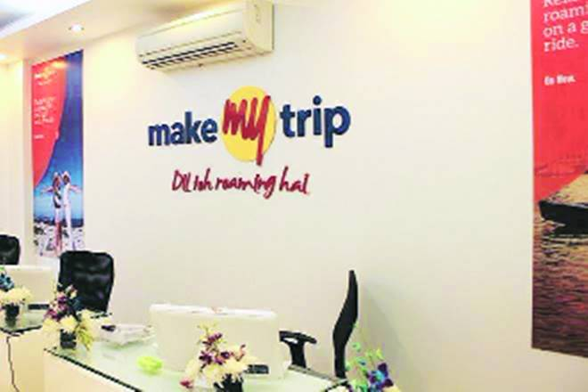 MakeMyTrip, tax department