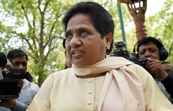 BSP supremo,Mayawati, resignation fromRajya Sabha,Hamid Ansari,Upper House,anti-Dalit violence,