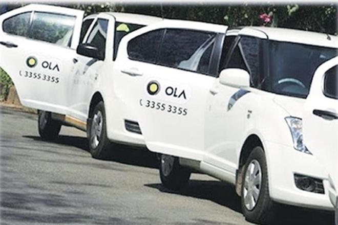 Ola, Uber, Ola Fleet