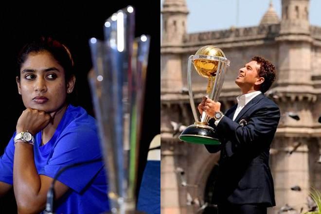 Mithali Raj, Sachin Tendulkar, Women's world cup, women's cricket, women's cricket India, Women's world cup ICC, Women's world cup,ICC Women's World Cup 2017,Mithali Raj,India vs Sri lanka, Sri Lanka vs India