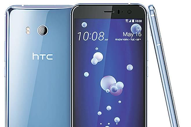 HTC, HTC U11, Qualcomm Snapdragon 835 processor, iPhone 7 Plus, OnePlus 5, HTC Sense, 4G SIM, UltraPixel technology,