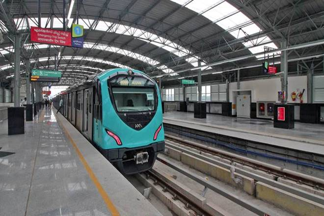 Thiruvananthapuram Light Metro project, Thiruvananthapuram , Kerala