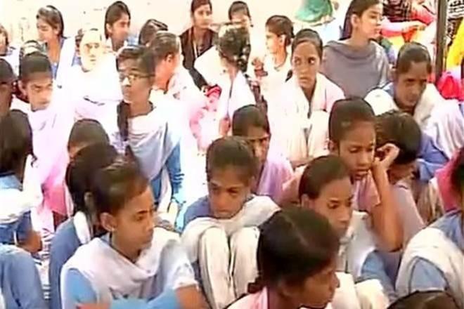 Haryana, Rewari, school girl protests, Haryana Government