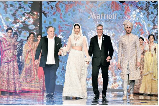 Business of weddings , Marriott, Taj , ITC, Sandeep Khosla, Abu Jani, Shaadi by Marriott, Aerocity, new delhi, wedding shows, indian market for weddings