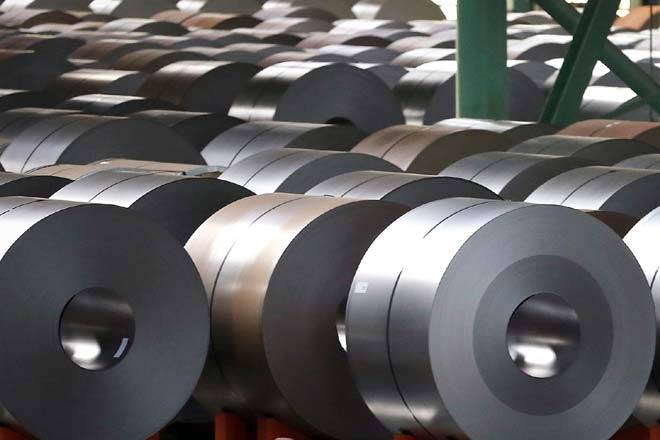 steel consumption, economy