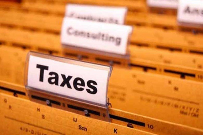 Income tax returns, filing, immovable property, income of recipient