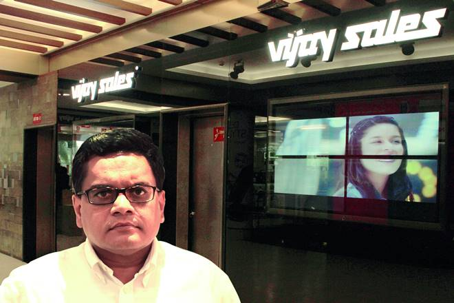 Vijay Sales, Vijay Sales news, Vijay Sales latest news, Vijay Sales stores, Vijay Sales stores in india, Vijay Sales managing partner Nilesh Gupta, Nilesh Gupta, Nilesh Gupta interview