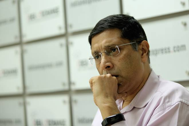 Arvind Subramanian, Arvind Subramanian news, jobs india, jobs in india, india growth, india economy, industrialisation, jobless growth