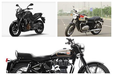 Bajaj Auto Triumph Motorcycles tie up