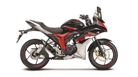 Gixxer SF SP (with ABS and FI)