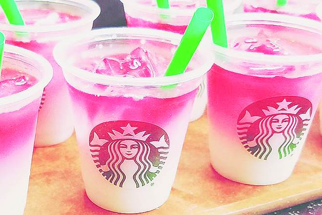 Millennial, Millennial pink,flavour of the season,unstoppable popularity,girly Barbie pink,food tomake-up