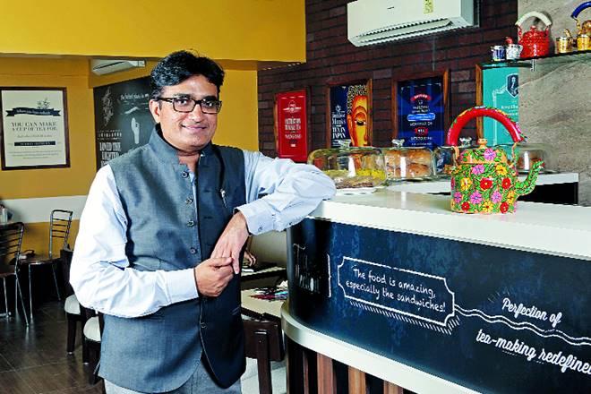 Parag Desai, Wagh Bakri, Wagh Bakri's Parag Desai, Wagh's executive director, about Parag Desai, Who is Parag desai