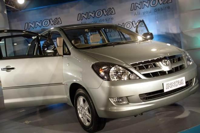 GST, GST council,Toyota, luxury vehicles Innova,Innova,luxury vehicles,Toyota luxury vehicles Innova,pre-GST rates, prior to GST