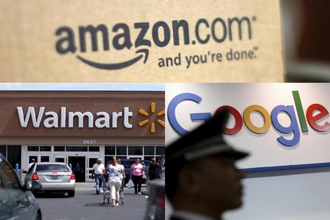 Walmart, Walmart Google, Google Walmart, Amazon, Walmart Amazon, Google Amazon, Amazon Alexa, voice shopping, walmart voice shopping, amazon voice shopping, alexa shopping, Walmart google assistant, google assistant, Walmart shopping, online shipping, ecommerce, ecommerce news, walmart news, amazon walmart, walmart google home