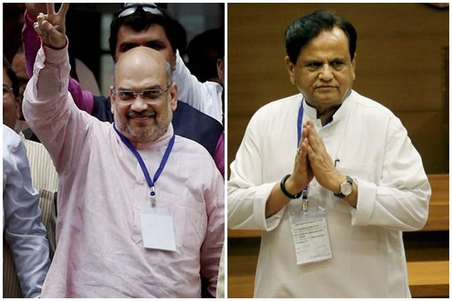 gujarat rajya sabha elections 2017, gujarat rajya sabha elections, ahmed patel, amit shah, congress, bjp, gujarat hunger games, bjp congress