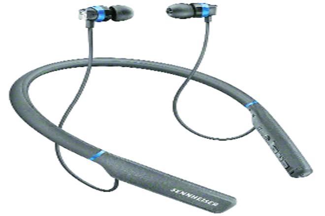 Sennheiser, wireless audio, music and calls, neckband