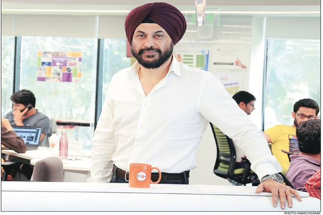 Amarjit Singh Batra, OLX India , Womaniya campaign, OLX India, Six Months Break-Up Challenge, Bech de,marketing strategy
