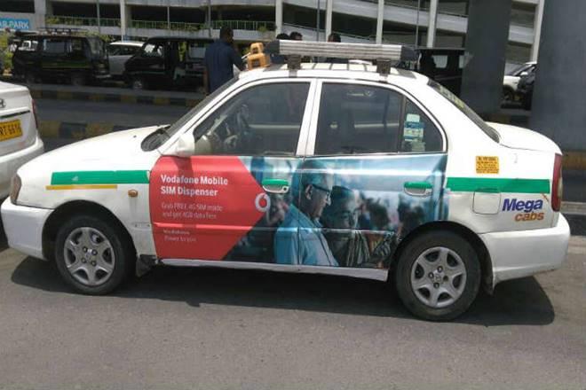 Mega Cabs, Kunal Lalani, Taxi Service provider