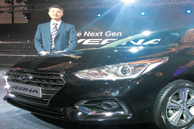 Hyundai Motor India Ltd, the country's second largest car-maker, launched the Next Gen Verna.
