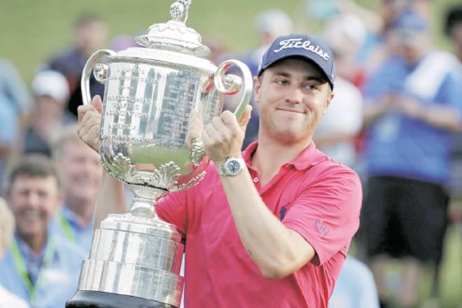 Justin Thomas,PGA Tour,PGA Championship