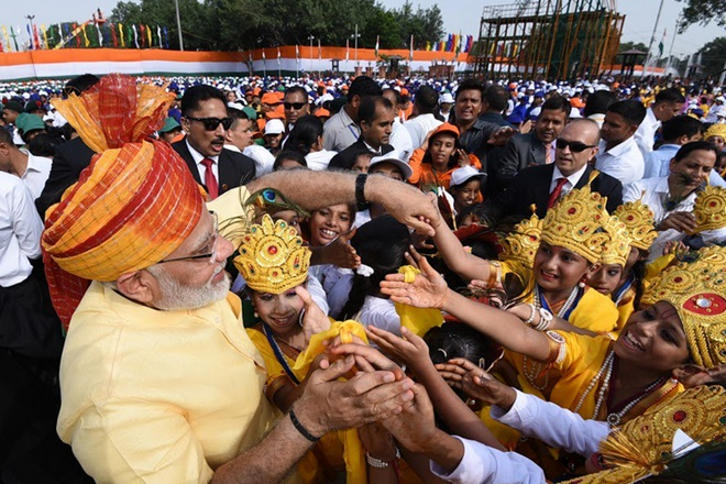 independence day 2017, world media on independence day, india's independence day, narendra modi, modi on kashmir, kashmir issue, india news, 71st independence day