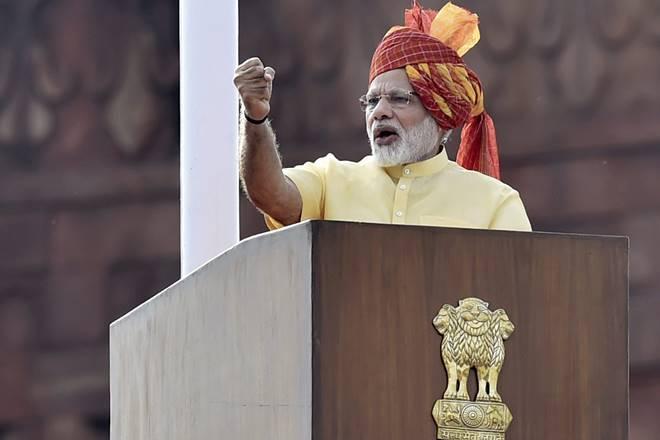 Narendra Modi, Narendra Modi news, Narendra Modi independence day speech, Narendra Modi independence day 2017 speech, modi independence day speech