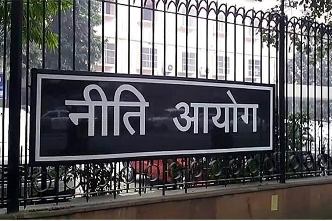 NITI Aayog, Rajiv Kumar