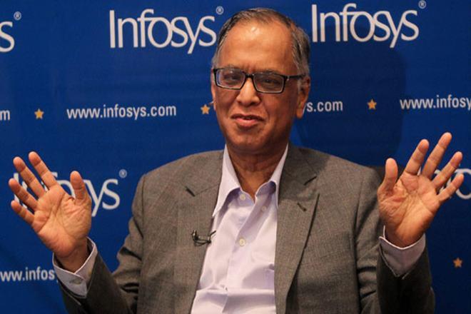 NR Narayana Murthy, Infosys, Infy,Panaya case,Narayana Murthy finds probe unsatisfactory,investors lose Rs 34,000 cr