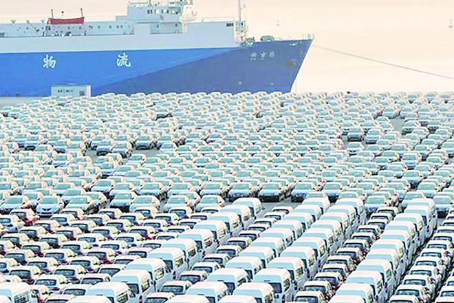 passenger vehicles export, passenger vehicles export jumps, passenger vehicles export india, ford india, hyundai india