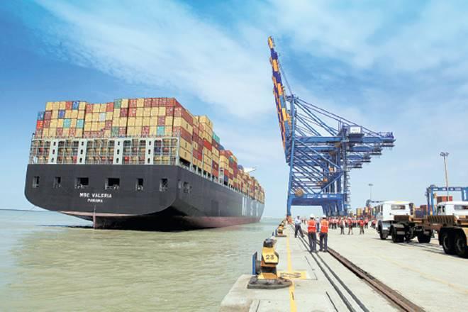 Adani Ports, SEZ, Morgan Stanley