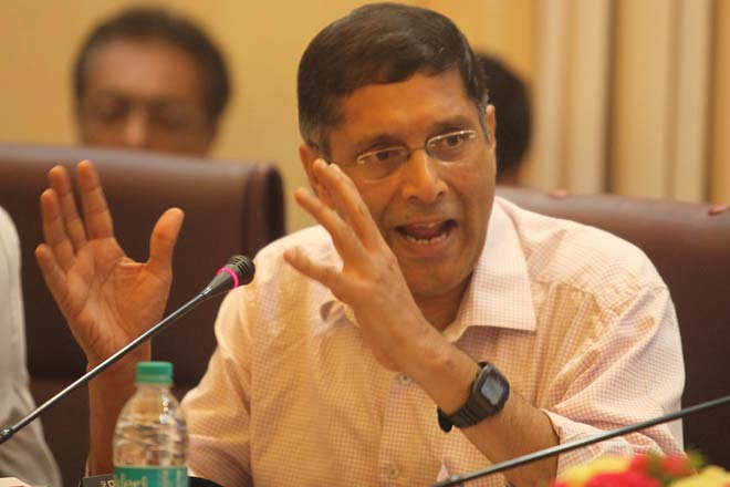 Arvind Subramanian, RBI, REER,stock markets,  forex market, chief economic adviser, indian economy