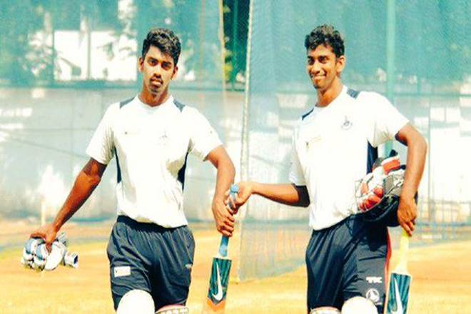 baba aparajith, baba indrajith, baba indrajith duleep trophy, baba indrajith double century, indrajith, aparajith, duleep trophy, baba indrajith, baba aparajith, baba twins, twins in indian cricket, cricketer twins, cricket news, latest news