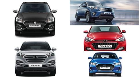 Hyundai price hike