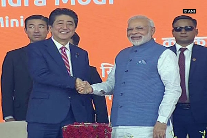 Indian Railways, World Largest Rail Network, India, India Rail Network, Bullet Train, Japan, High Speed Train, Semi High Speed Train, Indian Rail Infrastructure, Act East Policy, Shinzo Abe, Narendra Modi