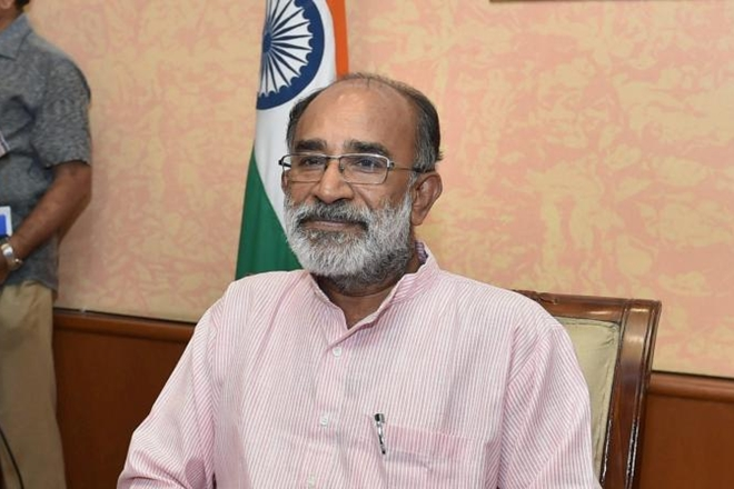 KJ Alphons,KJ Alphons wants the whole world to come to India, tourism in India, Indian tourismtourist figures in India