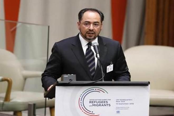 Salahuddin Rabbani,Afghanistan Foreign Minister,Donald Trump,Sushma Swaraj,South Asia strategy,Pakistan,terrorism, new delhi