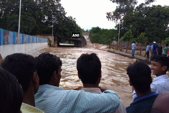 bihar dam collapse, bhagalpur dam collapse, nitish kumar, rs 389 crore dam, bihar news, india news, dam news, bihar dam