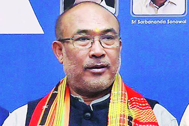 Manipur Chief minister, N Biren Singh, Act East Policy, Act East Policy Manipur, manipur Act East Policy