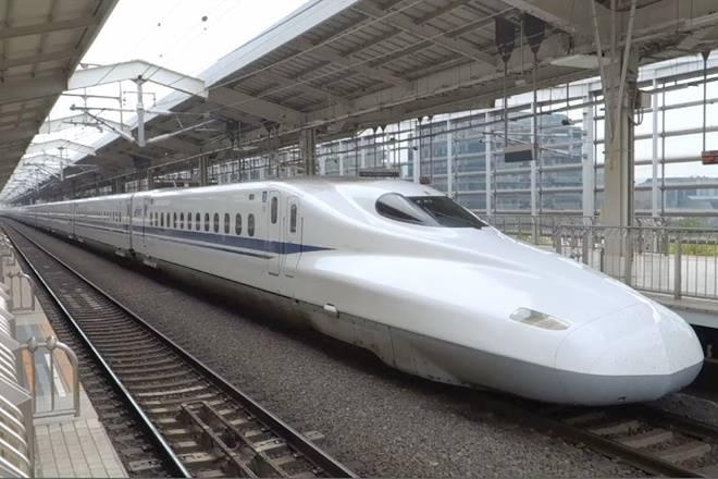 Shinzo Abe, Japan, Japanese PM Shinzo Abe, India, Indian bullet train project