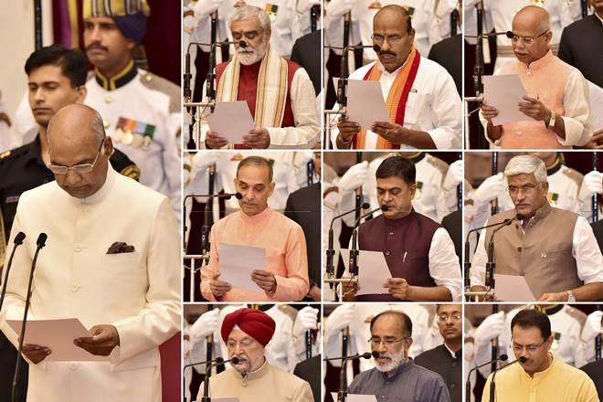 Modi cabinet reshuffle, Modi cabinet reshuffle news, Modi cabinet reshuffle latest news, cabinet reshuffle, uma bharti, narendra modi, modi government, sushma swaraj, rajnath singh, nirmala sitharaman