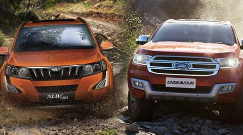 Mahindra-Ford alliance
