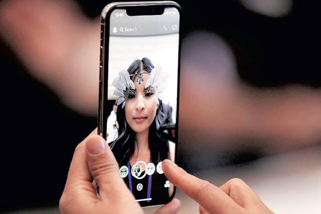 Apple iPhone X, Apple, technologies