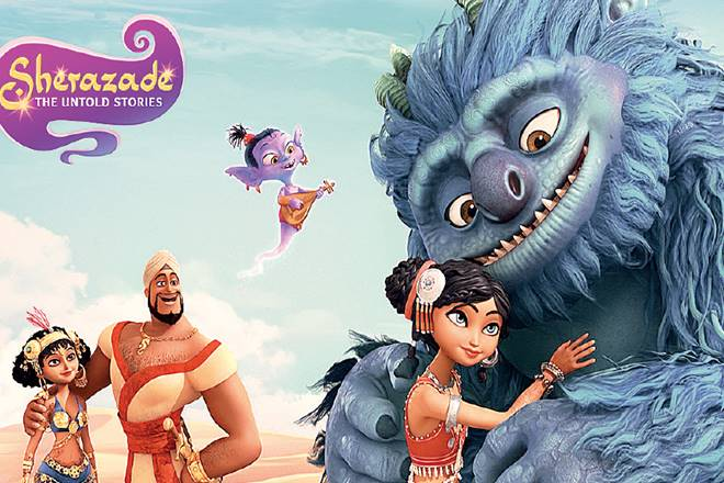 Animation, animation in india