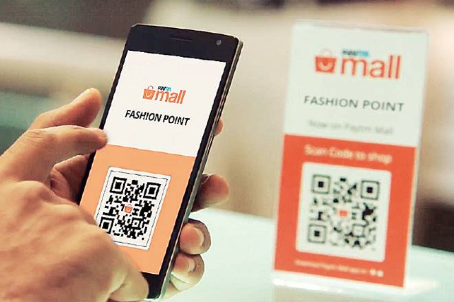 Paytm, Shopping, digital payments