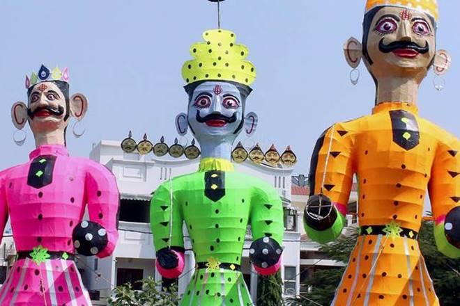 Delhi High Court, High Court, Ravan effigies
