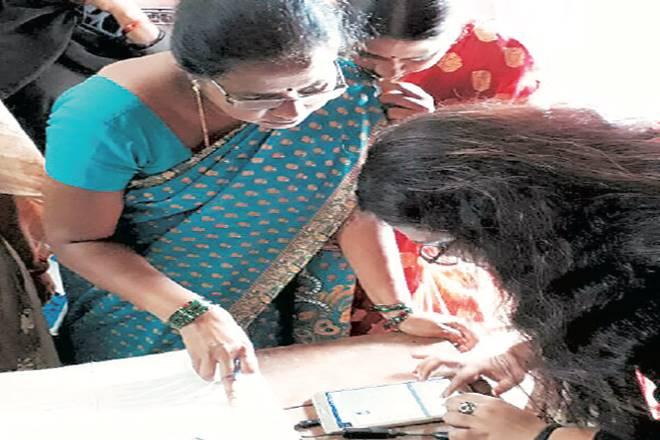 Telangana anganwadi programme, BETS, digital,Digital Financial Inclusion