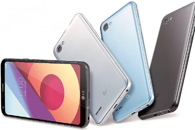 LG Q6, LG phone, smartphone