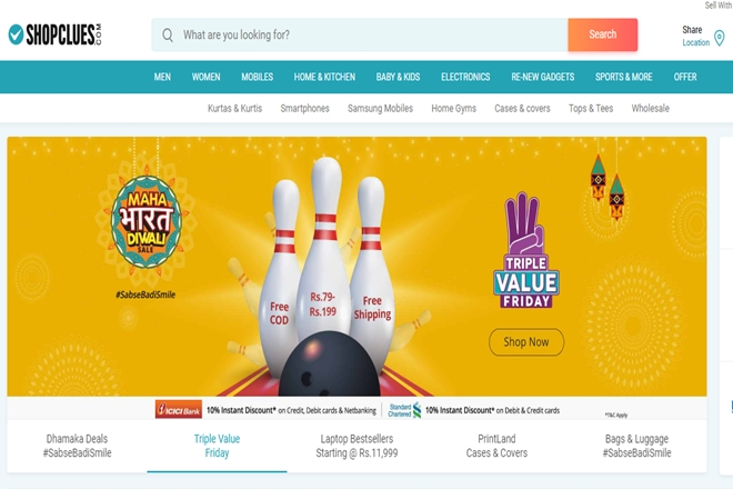 Shopclues E-commerce player, ShopcluesShopclues Meia in fashion and lifestyle, Shopclues offers news, Shopclues women offers, Radhika Aggarwal, co-founder and CBO ShopClues news, Shopclues E-commerce player offer 2017 news