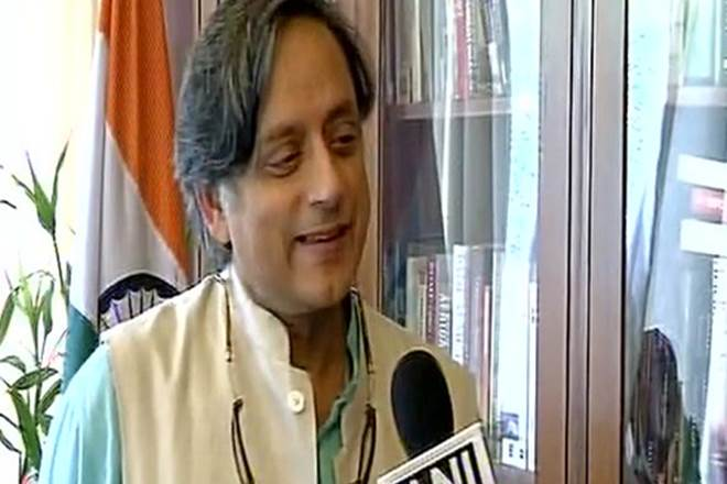 Congress, Shashi Tharoor, Sushma Swaraj, Pakistan,United Nations General Assembly, EAM
